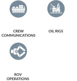 Marine Offshore   Clear-Com   Partyline, Digital Matrix, IP