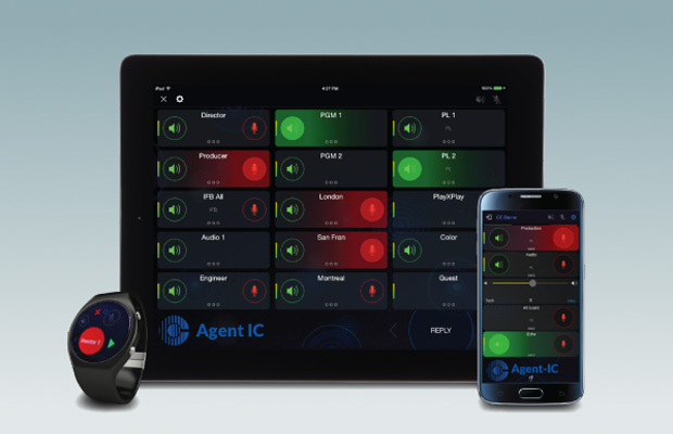 Agent-IC Mobile App