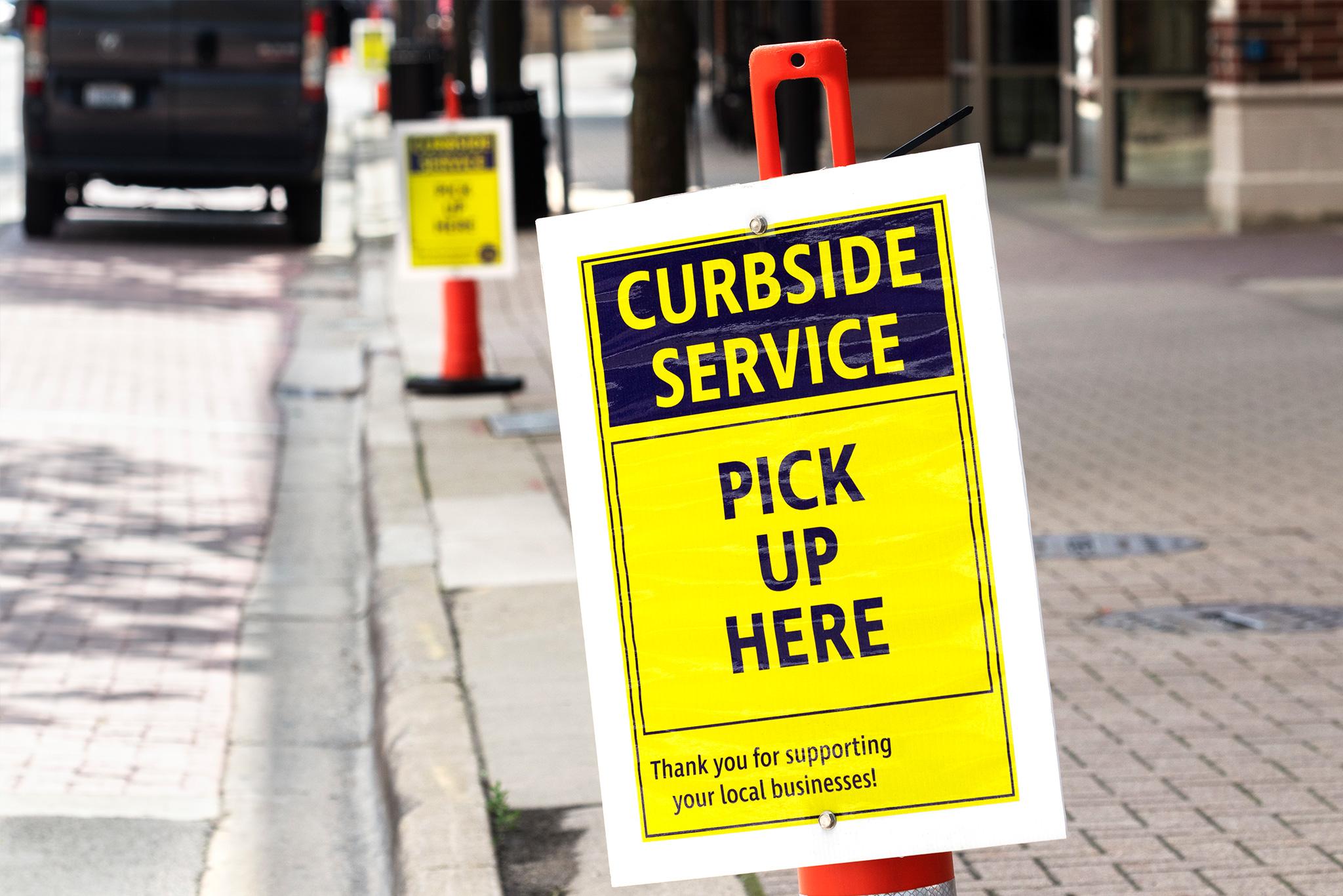 Curbside Retail