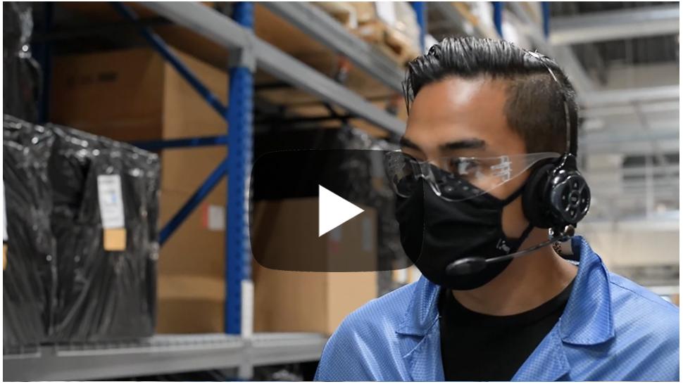 Warehouse Fulfillment – Social Distancing