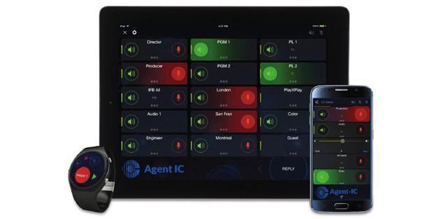 Agent-IC® Mobile App