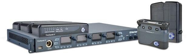 FreeSpeak II® Digital Wireless